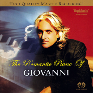 The Romantic Piano of Giovanni